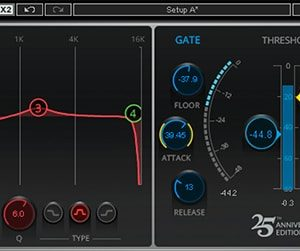 Waves UltraPitch – Pitch Shifter and Harmonizer Plugin - Carlos Mariño