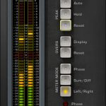 Waves Dorrough Stereo Meter Plugin