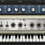 Waves Electric 200 Piano — Virtual Instrument