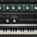 Waves Electric Grand 80 Piano — Virtual Instrument