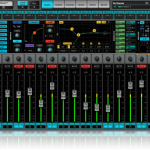 Waves eMotion LV1 Live Mixer Software – 32 Stereo Channels