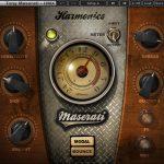Waves Maserati HMX Harmonic Generator Plugin