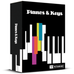 Waves Pianos & Keys Bundle – Virtual Instruments