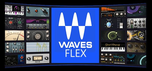 FLEX Waves Audio
