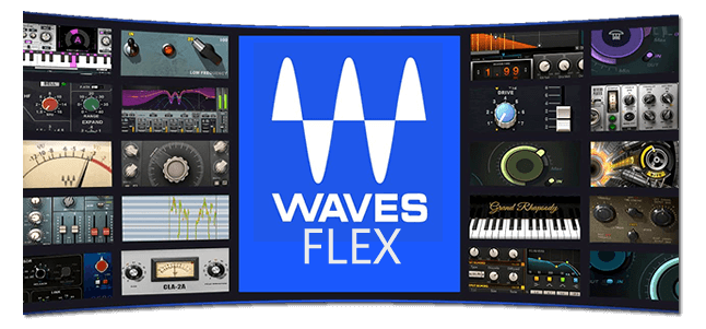 FLEX Waves Audio